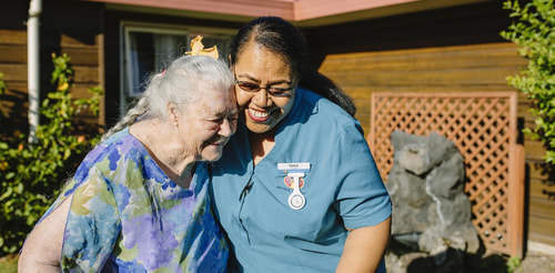 Psychogeriatric care in Christchurch