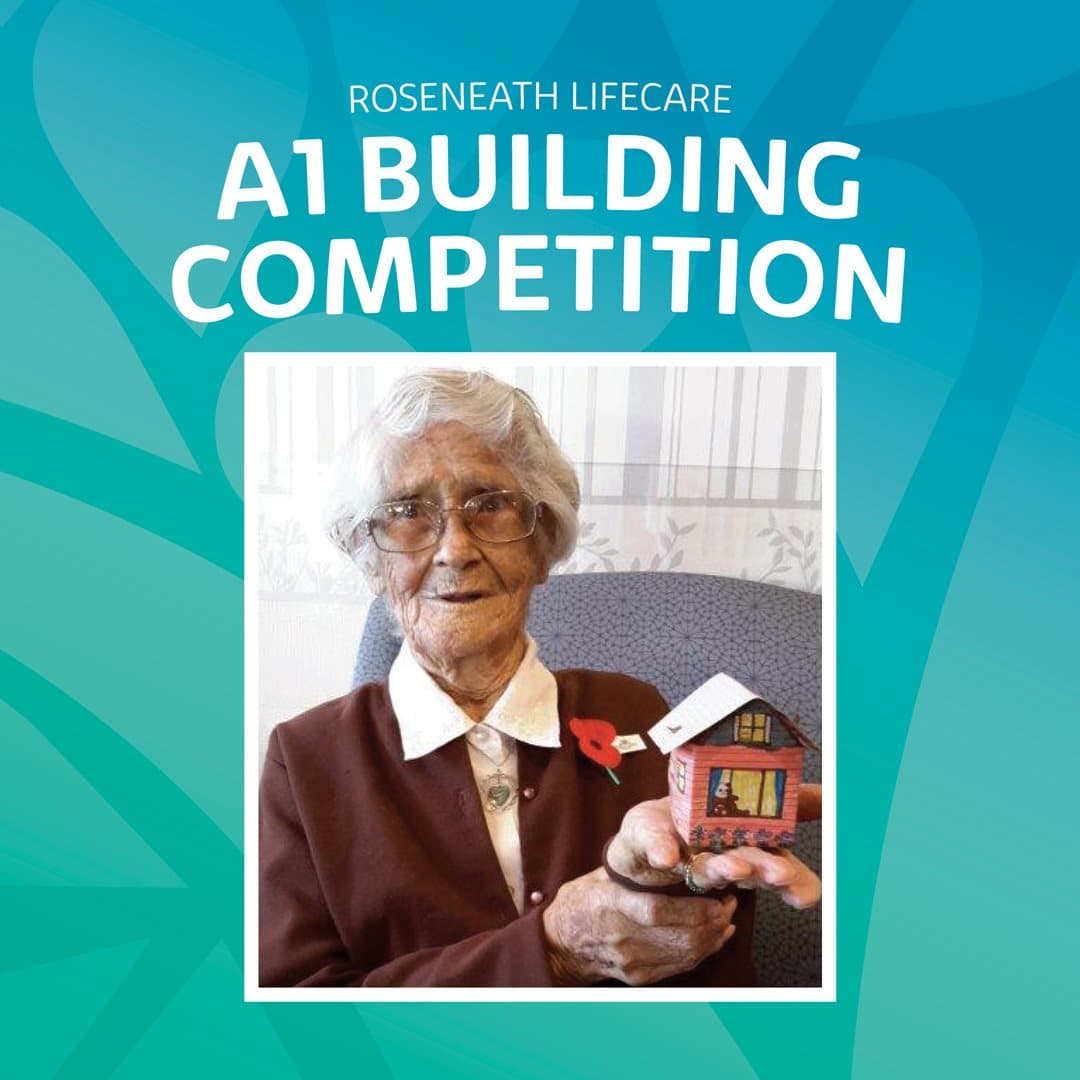 A1 Building Competition Winner